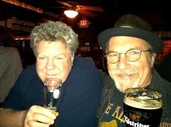 Doug and Norm from Cheers!