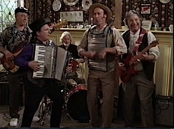 Gilmore Girls Zydeco Party Band
