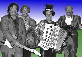 Zydeco Party Band 2008